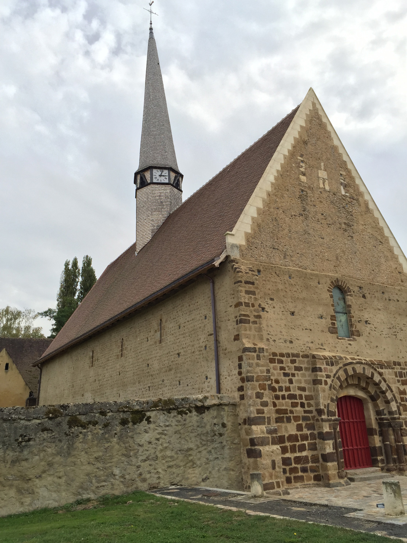 Nef église Lavaré (72)